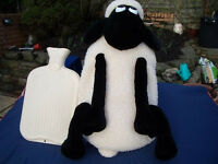 Shaun The Sheep Water Bottle Cover