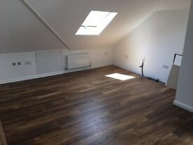 Newly Renovated one bedroom Flat. Stunning. 5 Mins from Hounslow Central Tube Station