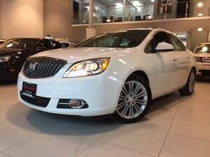 2014 Buick Verano SUNROOF-REAR CAM-ONLY 58KM