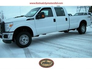 2012 Ford Super Duty F-350 SRW XLT | Long Box | FX4