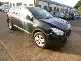 NISSAN QASHQAI - NX13WXT - DIRECT FROM INS CO