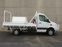 2011 Mercedes-Benz Sprinter 906 MY10 316 CDI MWB (4x4) White 6 Speed Manual Cab Chassis Condell Park Bankstown Area Preview
