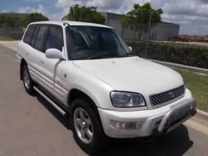 1998 Toyota RAV4 SUV Mount Louisa Townsville City Preview