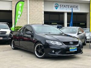 2011 Ford Falcon FG MkII XR6 Ute Super Cab Black 6 Speed Manual Utility East Brisbane Brisbane South East Preview