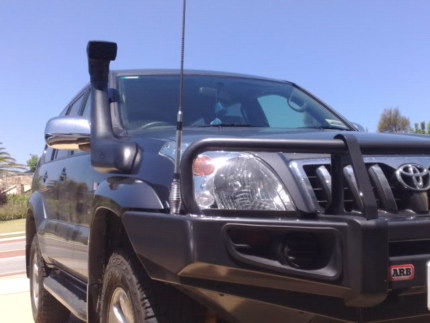Wanted: WANTED TO BUY - ARB Deluxe Winch Bar for Toyota Prado 120