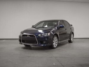 2013 Mitsubishi Lancer RALLIART AWD DUAL CLUTCH HEATED SEATS