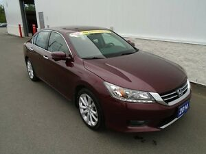 2014 Honda Accord Touring (Front & Rear Brake Service)