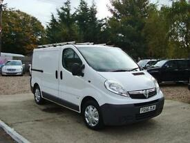 2006 VAUXHALL VIVARO 1.9CDTI SWB [100PS] Panel Van NO VAT