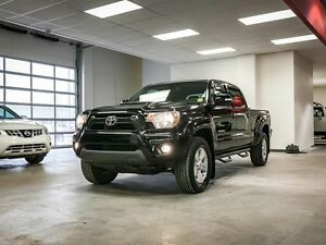 2014 Toyota Tacoma TRD Sport, Tonneau Cover, Side Steps, HEATED