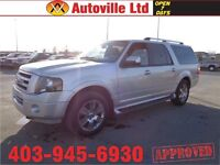 2010 Ford Expedition MAX LEATHER ROOF CAM $11988 EVERYONE APPROV