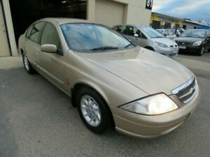 2000 Ford Fairmont AU Gold 4 Speed Automatic Sedan Werribee Wyndham Area Preview