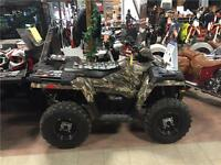 Sportsman 570 Eps Camo with 2500 lbs winch (demo)