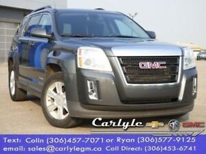 2011 GMC Terrain Htd. Cloth Buckets