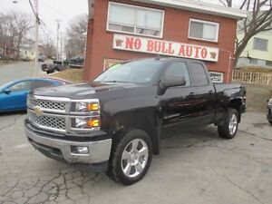 2015 Chevrolet Silverado 1500 2LT, Lifted, 5.3L 4x4