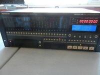 VINTAGE MACKIE MDR 2496 HD RECORDER