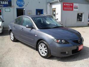 2009 Mazda Mazda3| MUST SEE| NO ACCIDENTS| NO RUST| 140KM
