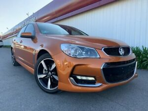 2017 Holden Commodore VF II MY17 SV6 Orange 6 Speed Sports Automatic Sedan Port Adelaide Port Adelaide Area Preview