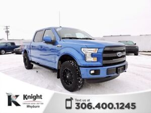 2016 Ford F-150 Lariat NAV Tow Package Heated/Cooled Leather Rem