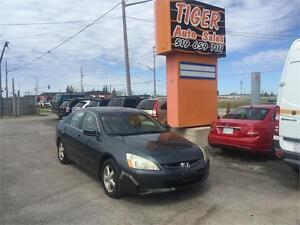 2004 Honda Accord EX-L****LEAHTER****SUNROOF***AS IS SPECIAL****