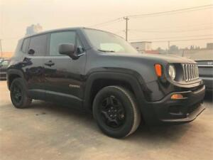 2015 Jeep Renegade Sport - LOW KM/COMES WITH 3MTH WARRANTY