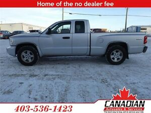 2008 Dodge Dakota SLT 4X4 No Accidents low kms