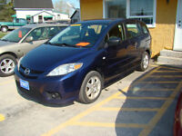 2007 Mazda 5 Saftied, Etested and Warrantied  117K