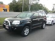 2006 Nissan X-Trail T30 ST-S Black 5 Speed Manual Wagon Caboolture South Caboolture Area Preview
