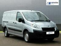 2012 Peugeot Expert HDI 1200 L2H1 Diesel silver Manual