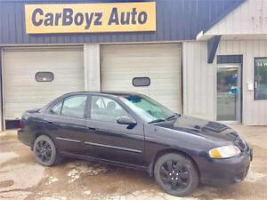 2002 Nissan Sentra GXE, LOCAL MB VEHICLE, CLEAN TITLE