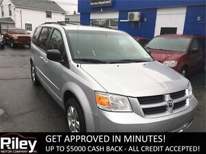 2010 Dodge Grand Caravan SE STARTING AT $109.44 BI-WEEKLY