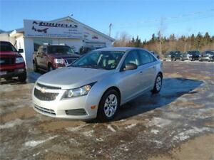 2014 CHEVY CRUZE!! WARRANTY !! LIKE NEW!!
