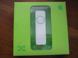 Apple iPod Shuffle, 1st Generation 2005, 512 MB, NEW, Never Used