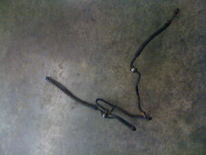 HOSE A POWER STEERING /SERVODIRECTION GOLF /JETTA MK4 2000/04