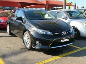 2013 Toyota Corolla ZRE182R Ascent Sport S-CVT 7 Speed Constant Variable Hatchback Minchinbury Blacktown Area Preview
