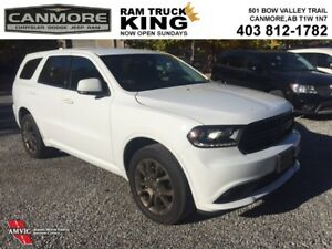 2017 Dodge Durango GT Leather Heated Seats Low Kms $39987