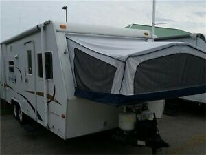2005 Jayco JAY FEATHER 23B Hybrid