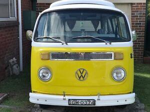 1973 Volkswagen Kombi Van/Minivan Mayfield East Newcastle Area Preview