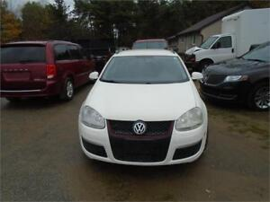 2009 VW Jetta Station Wagon - Certified