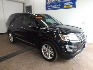 2016 Ford Explorer Limited 4x4 LEATHER NAVI SUNROOF