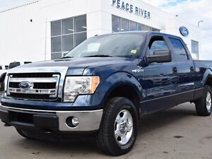 2014 Ford F-150 XLT 4x4 SuperCrew Cab 6.5 ft. box 157 in. WB