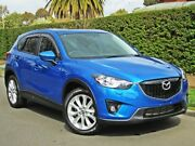 2013 Mazda CX-5 KE1021 MY13 Grand Touring SKYACTIV-Drive AWD Blue 6 Speed Sports Automatic Wagon Thorngate Prospect Area Preview