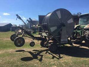 Monsoon 320m Hard Hose Irrigator Bonshaw Inverell Area Preview