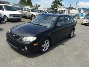 2002 Mazda Protege5 ES