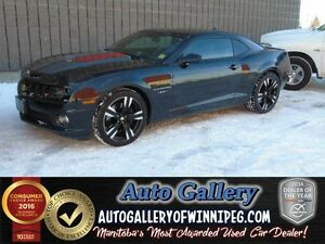2012 Chevrolet Camaro 2SS 45th Anniversary Edition *6spd/Lthr/Ro