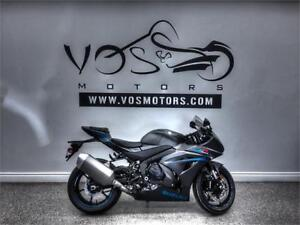 2018 Suzuki GSXR1000RAL8 - V3187NP - No Payments For 1 Year**