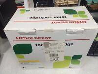 Office Depot Compatible for HP 42X Black Toner Cartridge Q5942X , Open Box Sealed Cartridge