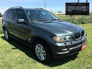 2006 BMW X5, Luxury Package, Panoramic roof, Loaded, Warran