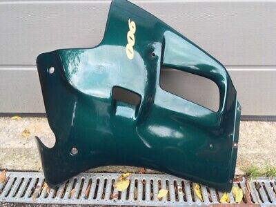 TRIUMPH TROPHY 900 BRITISH RACING GREEN RIGHTHAND LOWER FAIRING