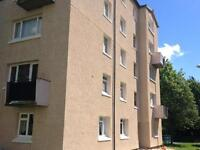 One bedroom flat situated between Motherwell & Wishaw Avail 12th September 2016