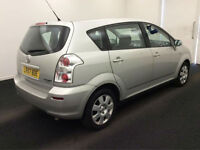 Toyota Verso 1.6 VVT-i T2 WITH ONLY 15K MILES YES ONLY 15K MILES 7 SEATS